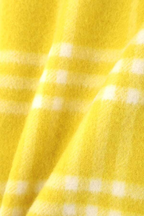 【CanCam1月号掲載】リゾートプレイドミニスカート