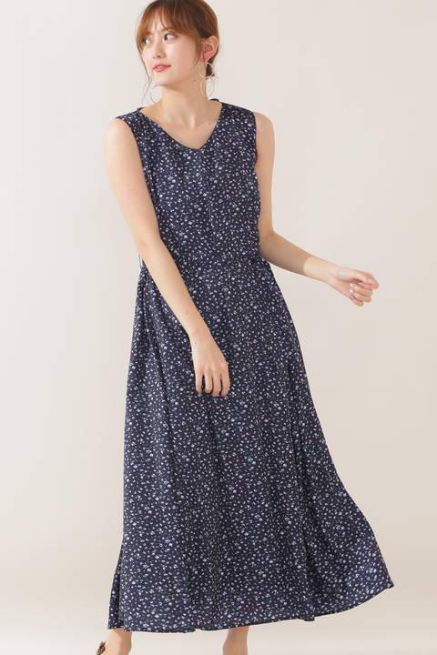 サマーリラックスドレス
