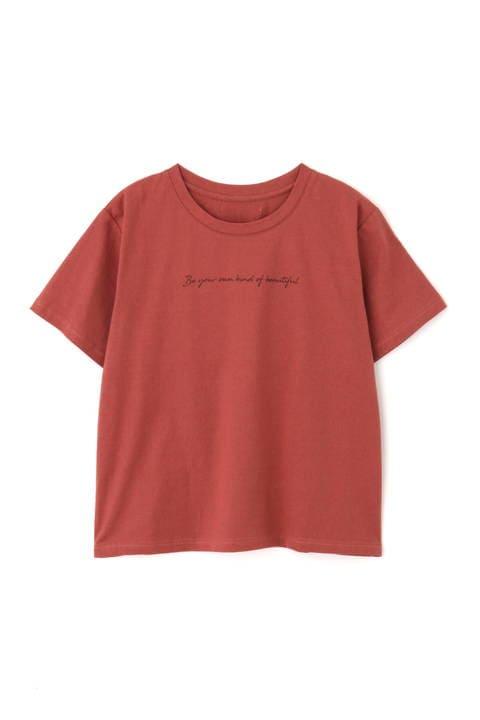 ミニロゴTシャツ