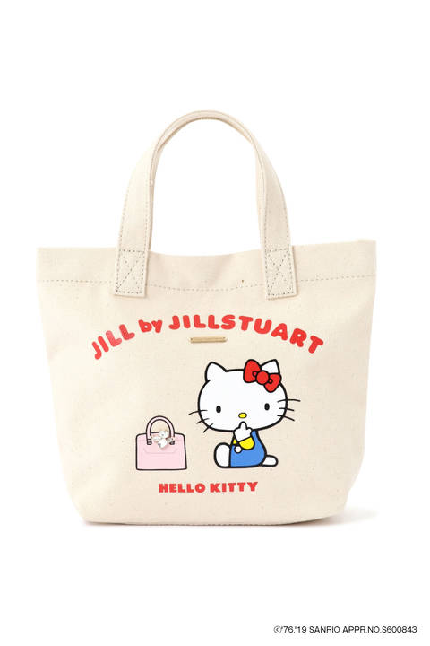 HELLO KITTY JILL byトート