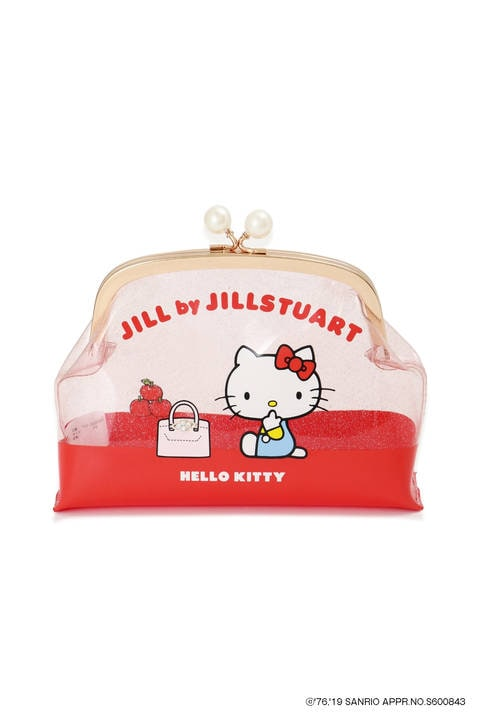 HELLO KITTY JILL byポーチ