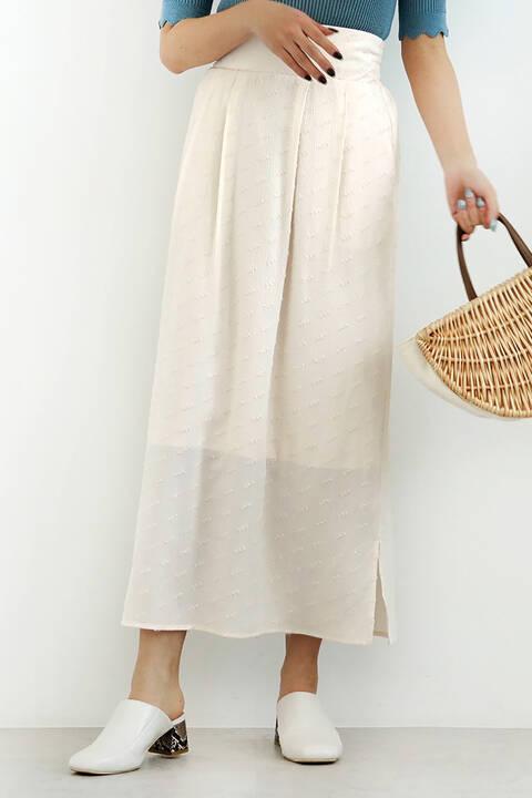 ドビーIラインスカート