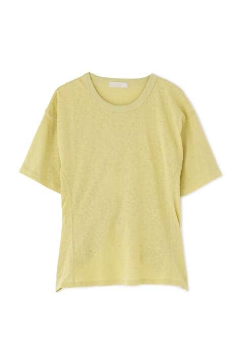 バックツイストTシャツ