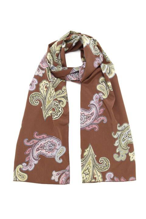 ペイズリービッグスカーフ