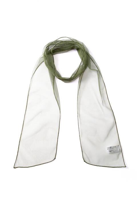 チュールロングスカーフ