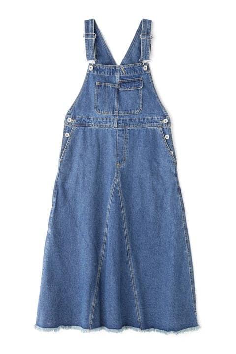 ワークジャンパースカート