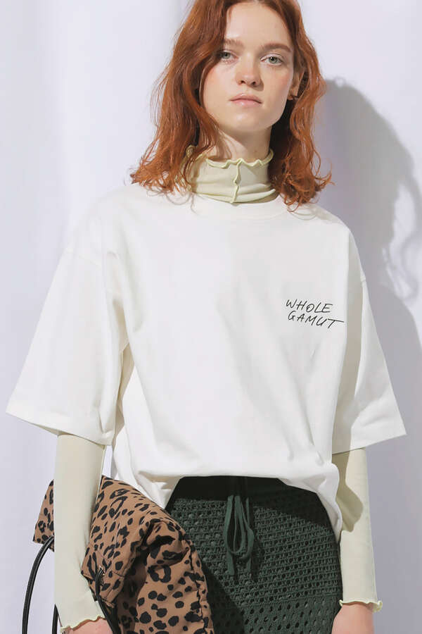 グラフィティロゴTシャツ