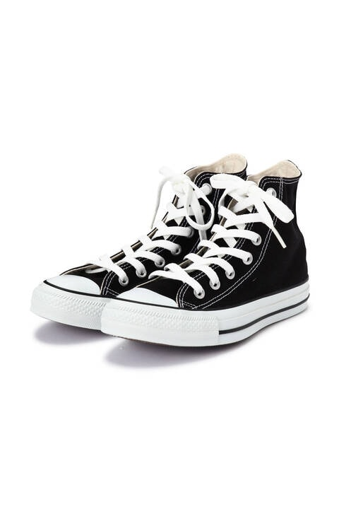《CONVERSE》 CANVAS  ALL STAR HI  ハイカットスニーカー