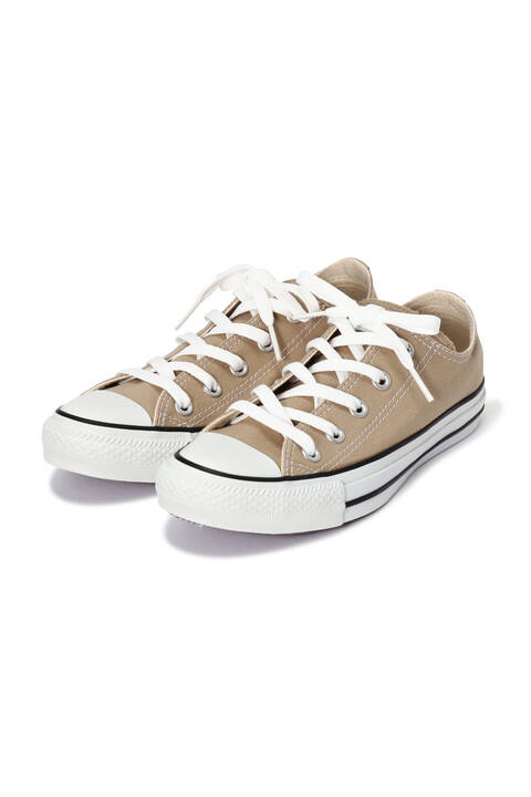 《CONVERSE》 CANVAS ALL STAR OX スニーカー