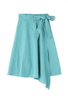 【先行予約_5月中旬お届け予定】リボンイレヘムスカート