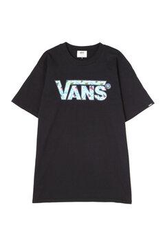 【VANS】ロゴinフラミンゴPOP Tシャツ
