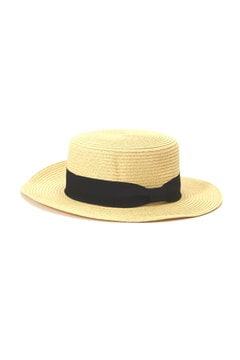ベーシックカンカン帽