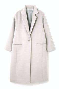 【MOOK本掲載ベッキーさん着用商品】【Ray掲載】ドロップショルダーチェスターコート