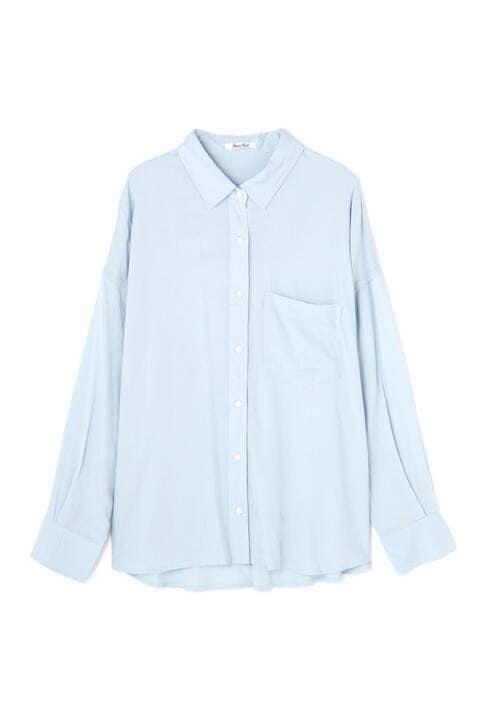 ラミーコットンシャツ