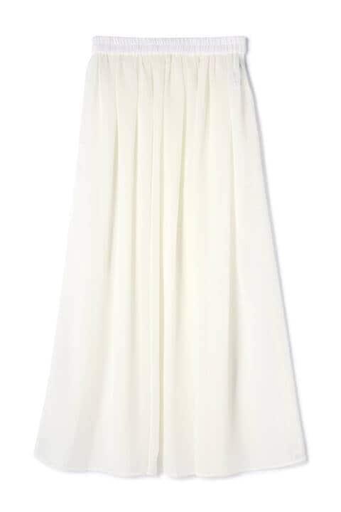 タックシアーレイヤードスカート