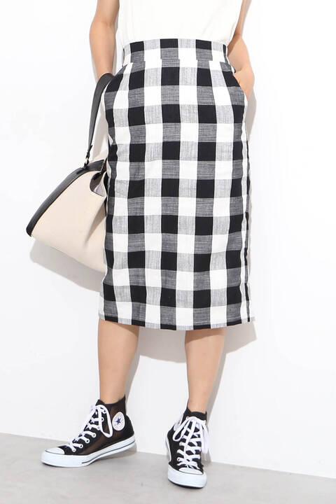 ミモレタイトスカート