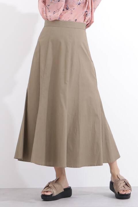フレアマキシスカート
