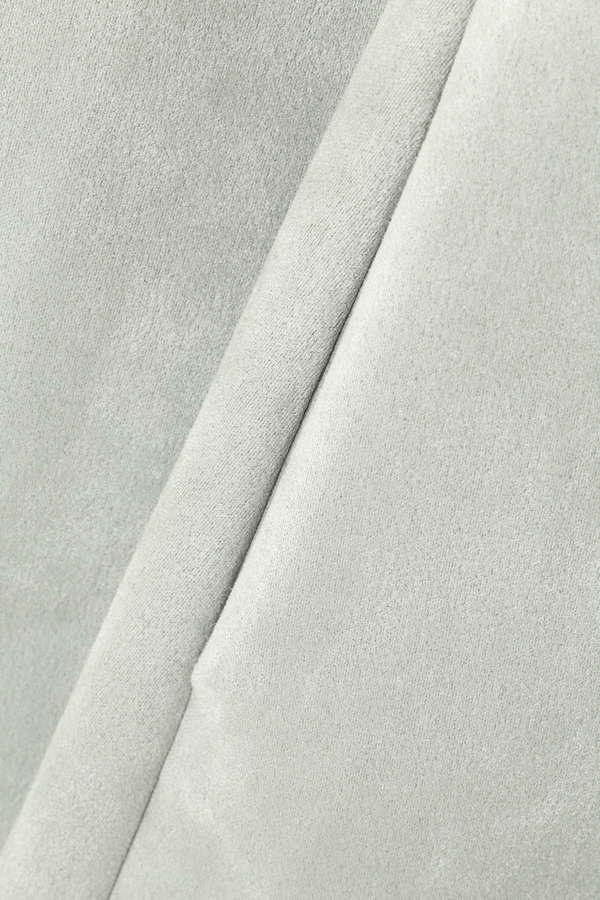 【sweet3月佐藤栞里さん着用】フェイクスウェードノーカラーコート