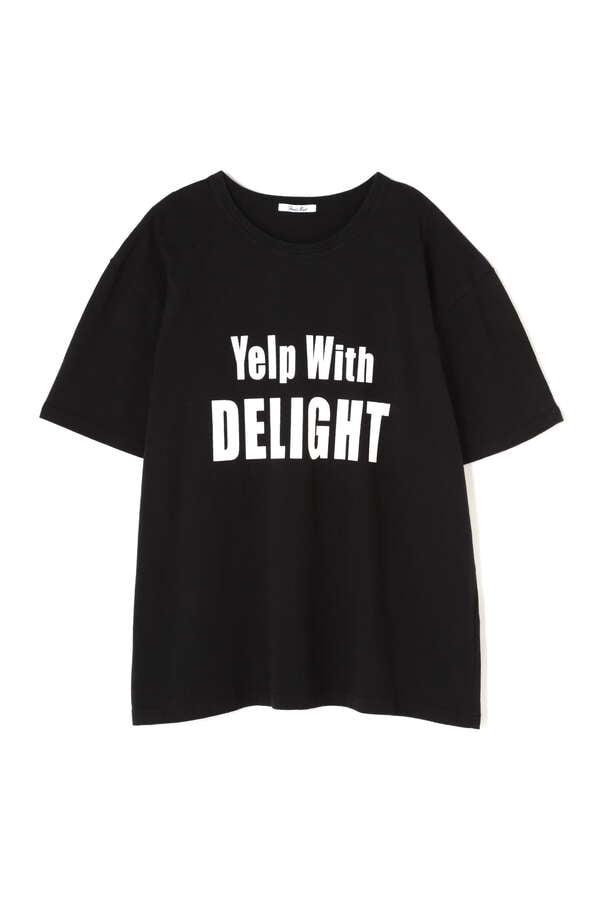 ユーズド加工ロゴBIG Tシャツ