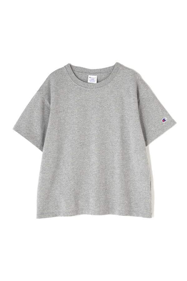 《Champion》カットソーポケットTシャツ