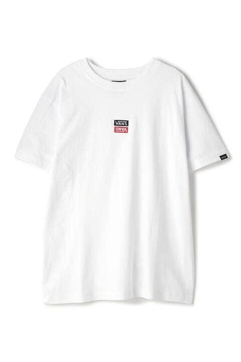 《VANS》Reversal Square Tシャツ