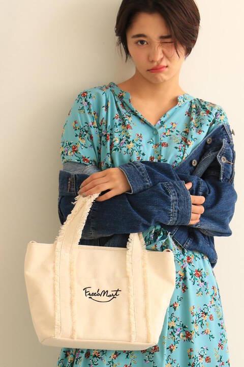 【美人百花3月号掲載】スマイルロゴトート
