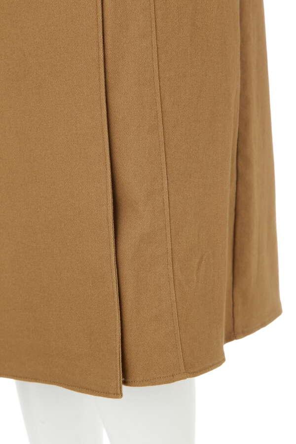 ダブル釦ジャンパースカート