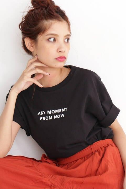 ミニラバーロゴTシャツ
