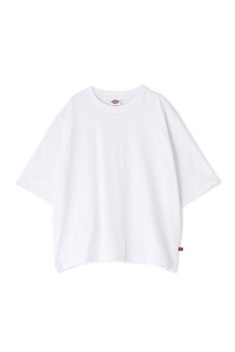 《Dickies》 バックドロストTシャツ