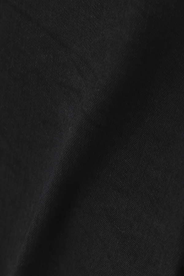 【追加生産予約1月下旬-2月上旬入荷予定】ボタンフライハイウエストスキニ-デニム