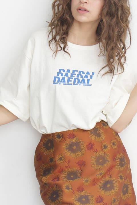 【先行予約3月上旬-3月中旬入荷予定】レトロロゴTシャツ