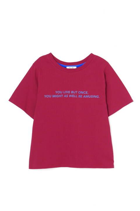 カラーバインダーTシャツ