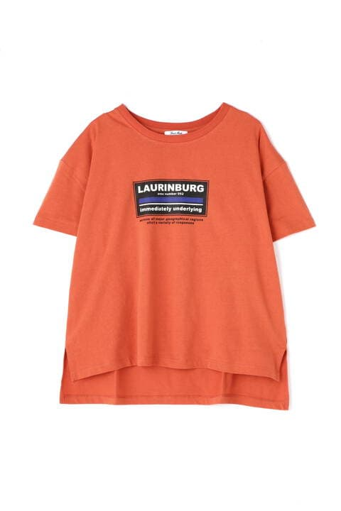 ボックスメッセージTシャツ