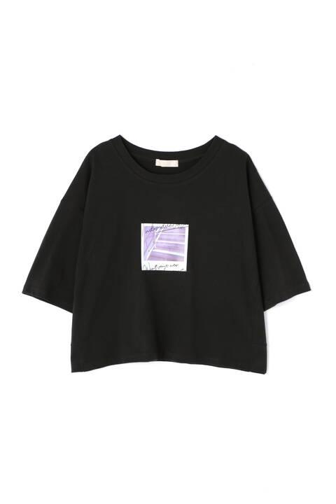 短丈フォトTシャツ