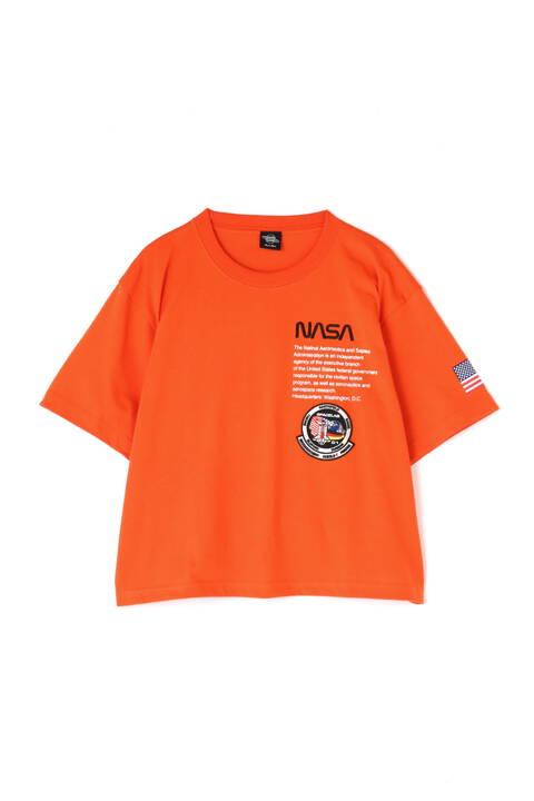 《NASA》ミッションパッチTシャツ