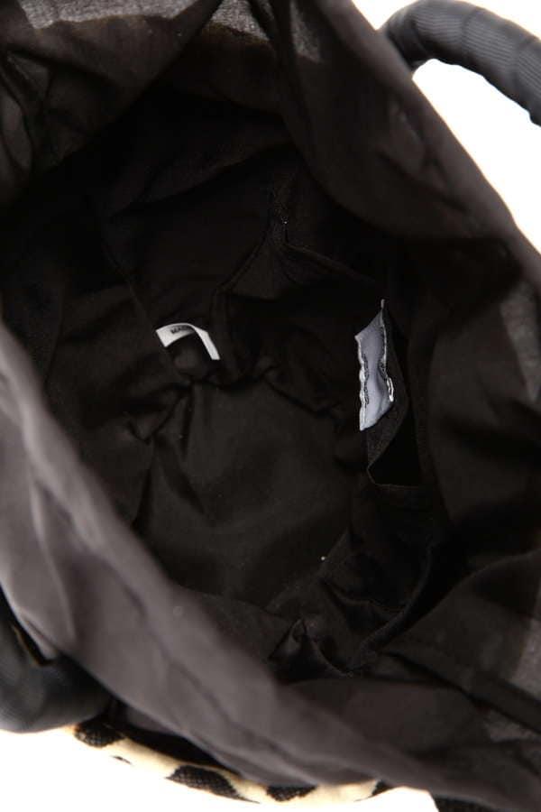 ミニラップカゴバッグ