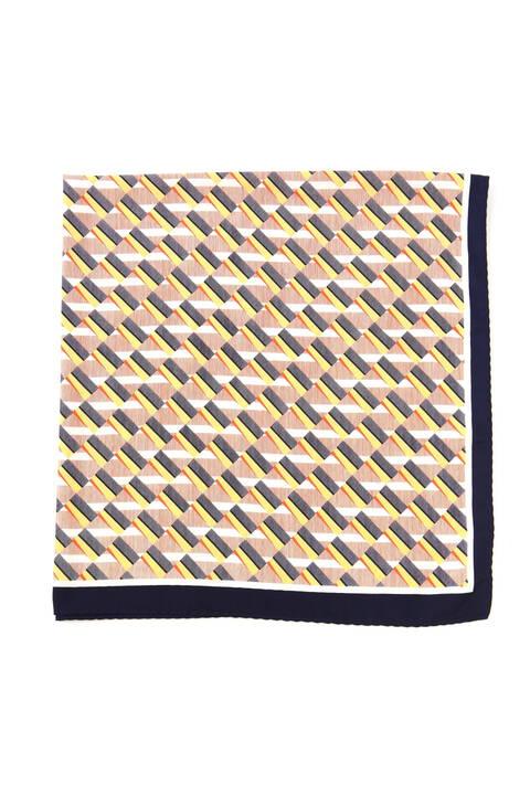 レトロ柄スカーフ