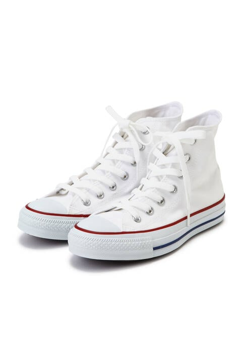 《CONVERSE》CANVAS ALL STAR HI スニーカー
