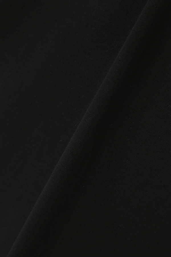 シルケット袖フレアカットソー