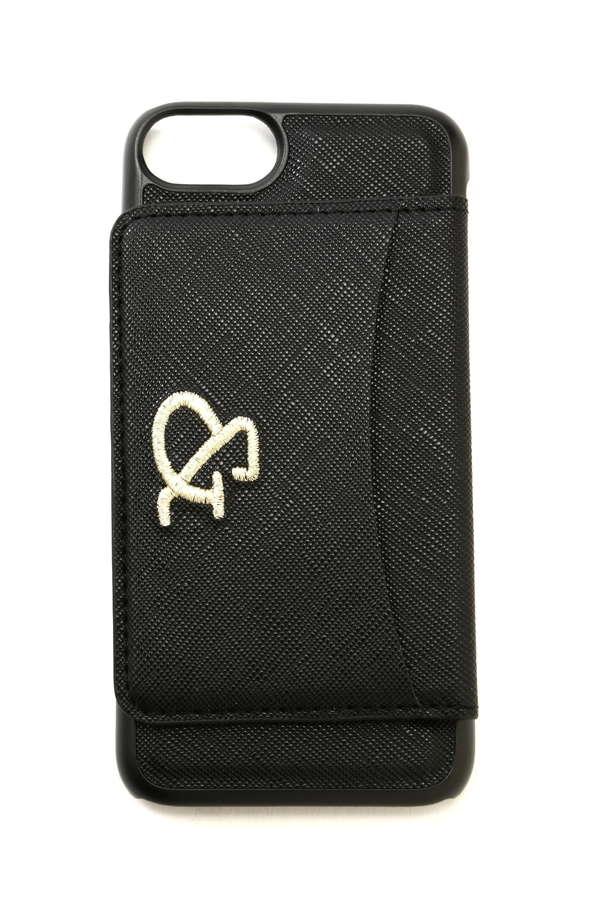 iPhone6/7 カード入れ付きカバーケース