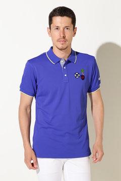 ポリエステルUV鹿の子 ポロシャツ(MENS)