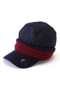 中綿ツバ付_CAP