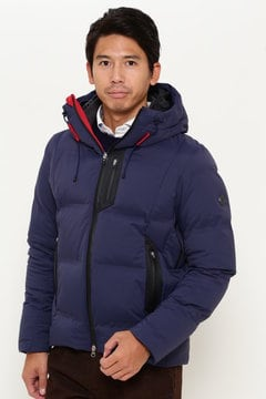 ナイロンツイル 2.5層ラミネート ダウンジャケット
