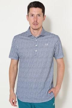 プレミアム TEX  Mマークプリントポロシャツ(MENS)