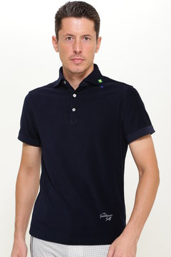 ハイゲージパイル 半袖 ポロシャツ
