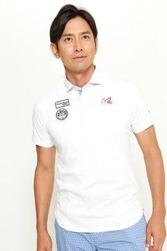 アイスコットン×アロフトスムース 半袖ポロシャツ