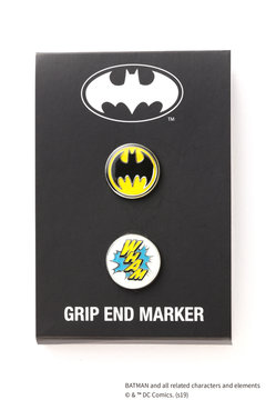 BATMAN Nグリップエンドマーカー<MASTER BUNNY EDITION × BATMAN> (UNISEX)