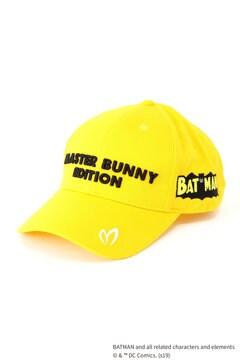 BATMAN コットンツイル キャップ <MASTER BUNNY EDITION & BATMAN> (UNISEX)