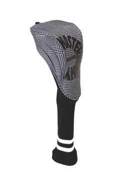 サークルロゴ グレンチェック 迷彩 フェアウェイウッド用 ヘッドカバー