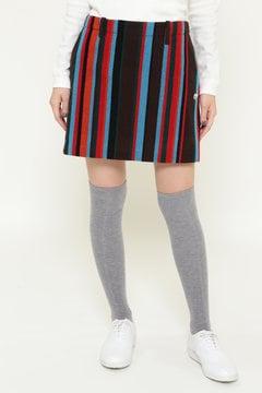PLAID ストライプ スカート